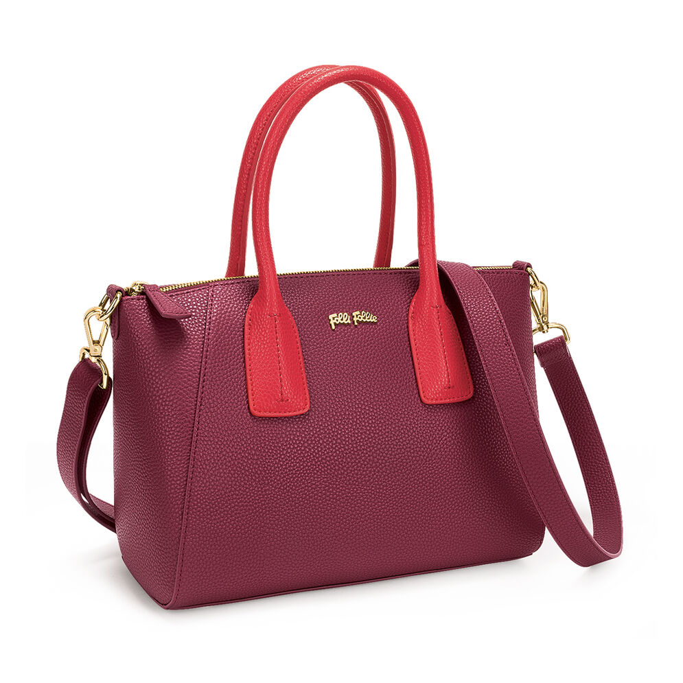 On The Go Small Handbag, Red, hires