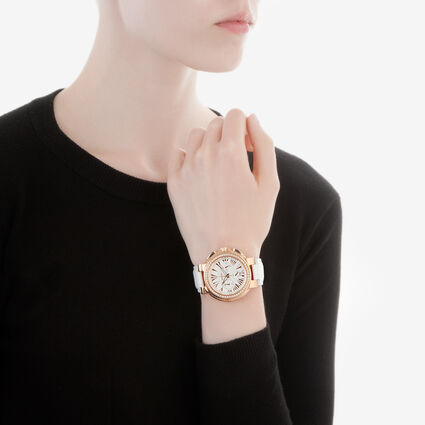 Watchalicious Watch, White, hires