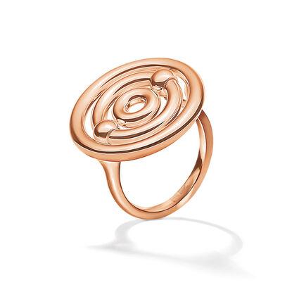 Bonds Rose Gold Plated Μικρό Δαχτυλίδι, , hires