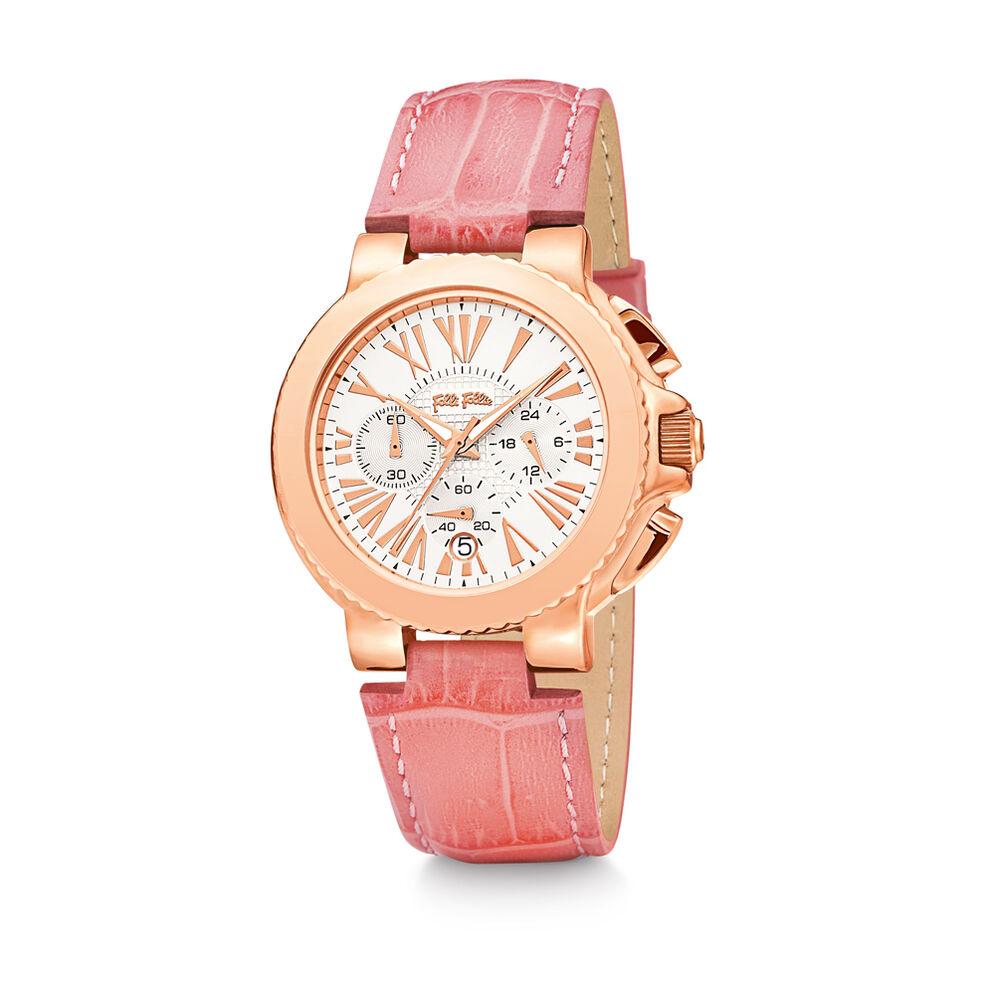 Watchalicious Watch, Pink, hires