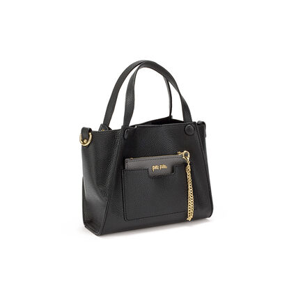 On The Go Mini Handbag, Black, hires