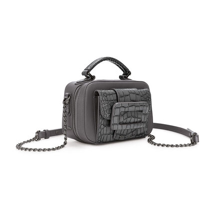 Bolso Urban Time, Gray, hires