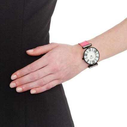 Dynasty Reloj, Fucshia, hires