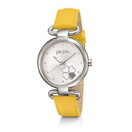 Heart4Heart Watch, Yellow, hires