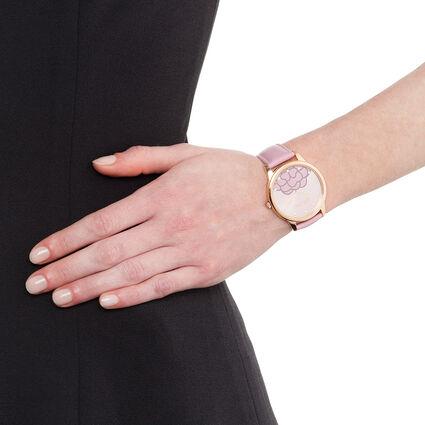 Santorini Flower Watch, Lilac, hires