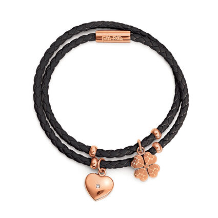 Heart4Heart Sweetheart Rose Gold Plated Bracelet , , hires