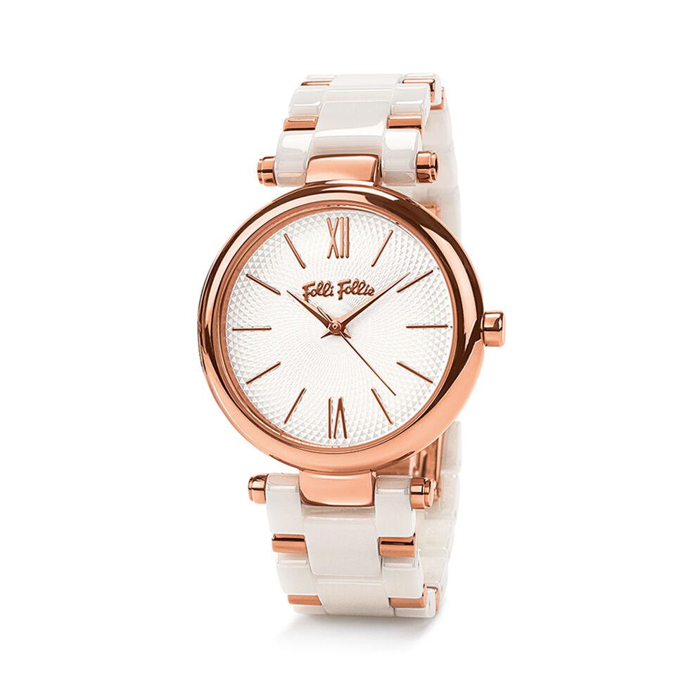 Cyclos Ceramic Watch, Bracelet White, hires