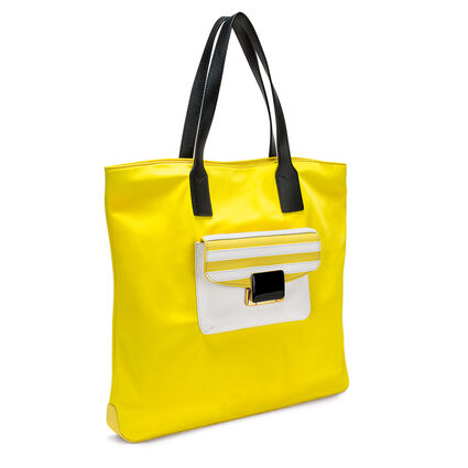 Bolso Club Riviera, Yellow, hires