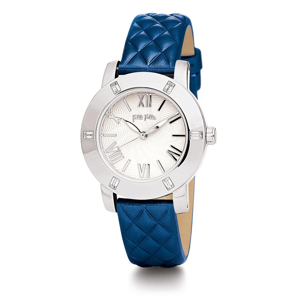 Donatella Watch, Blue, hires
