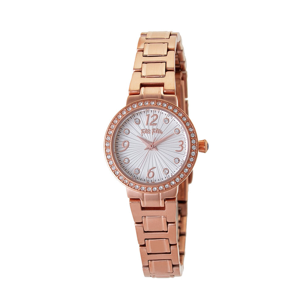 Arria Watch, Bracelet Rose Gold, hires