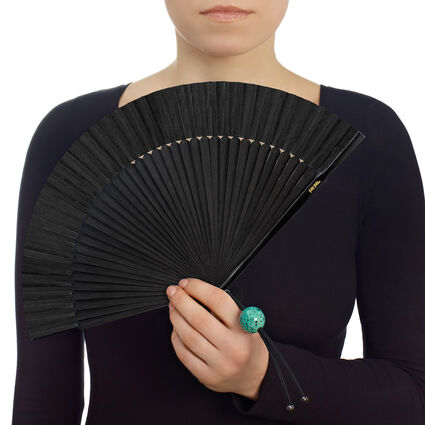 Cuban Dream Line Hand Fan, , hires