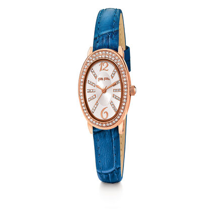 Mini Ivy系列腕錶, Blue, hires
