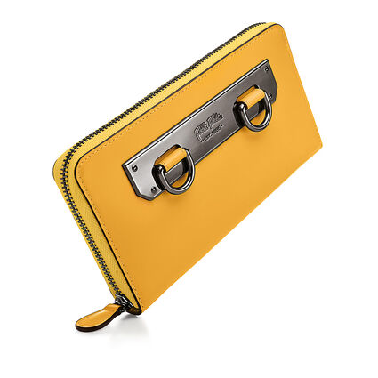 STYLE CODE WALLET, Yellow, hires