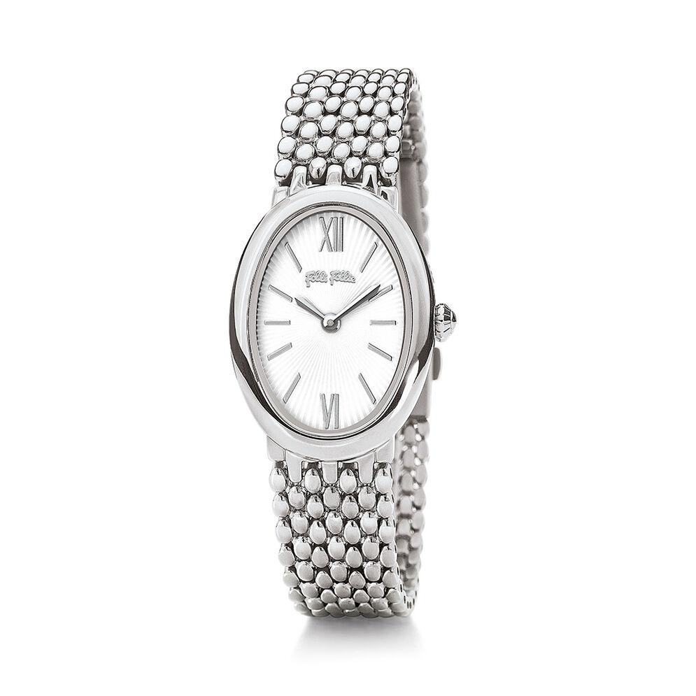 Style Melody Bracelet Watch, Bracelet Silver, hires