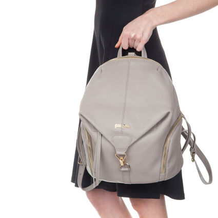 Inspire Backpack, Gray, hires