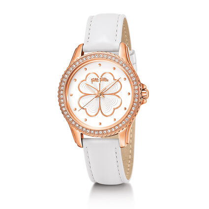 Heart4Heart Watch, White, hires