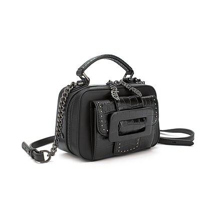 Bolso Urban Time, Black, hires