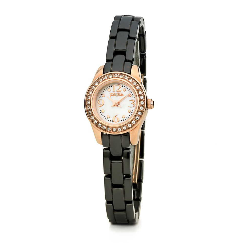 Mini Miss Watch, Bracelet Black, hires