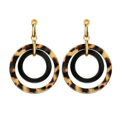 Urban Safari Line Earrings, , hires