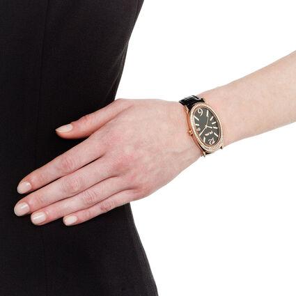 Ivy Watch, Black, hires