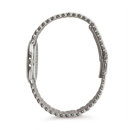 Style Melody Reloj, Bracelet Silver, hires