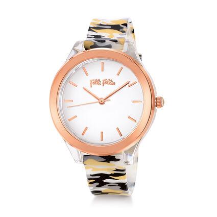 Rebel Riviera Reloj, Brown, hires