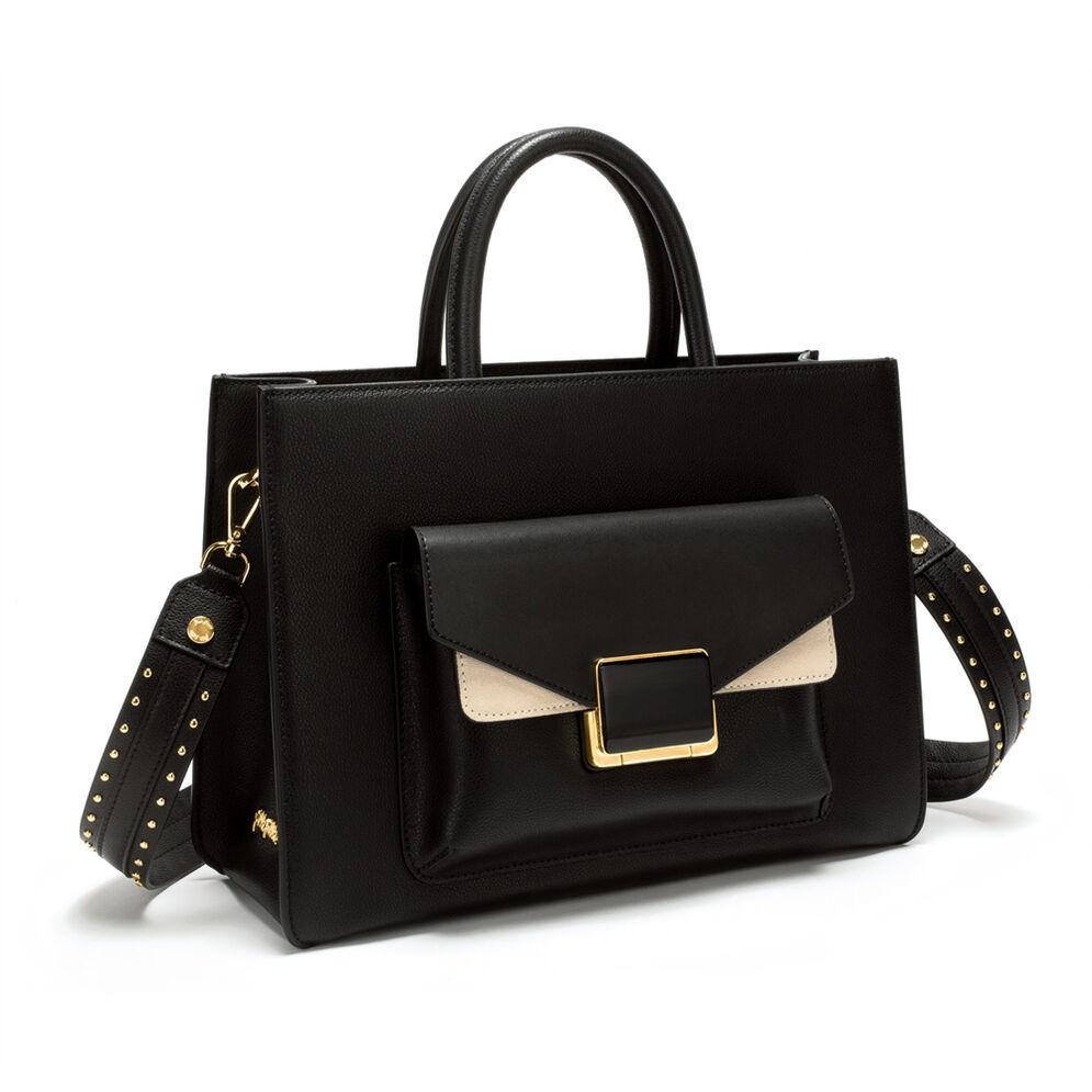 Bolso Lady Riviera, Black, hires