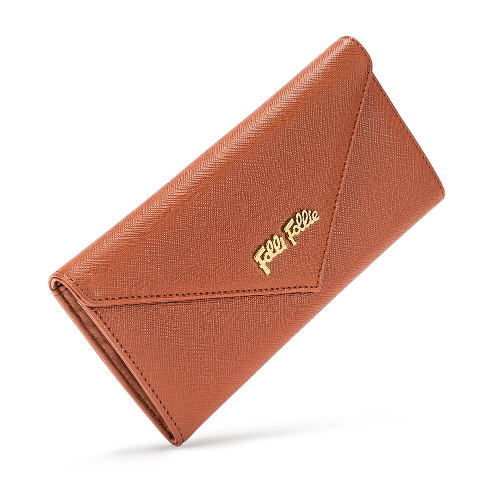 SMALL GOODS WALLET, Brown, hires