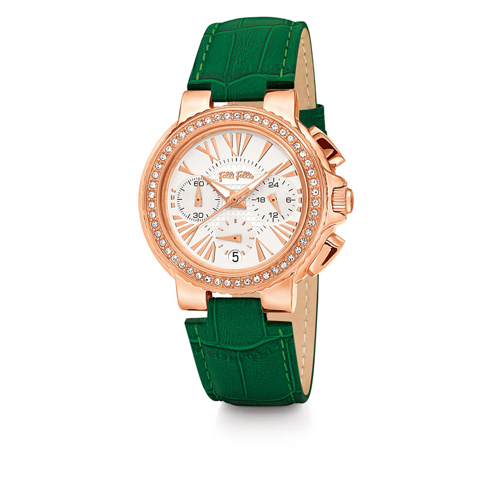 Watchalicious Watch, Green, hires