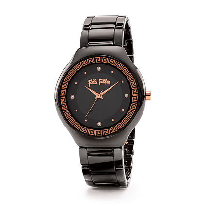 Eternal Flow Reloj, Bracelet Black, hires