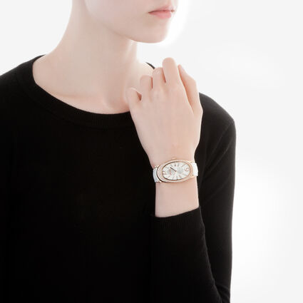 Ivy Watch, White, hires