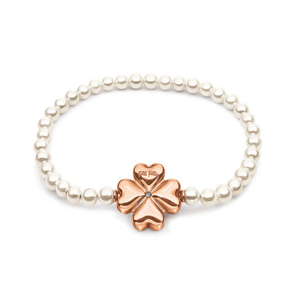 Pearl Muse Rose Gold Plated Bracelet, , hires