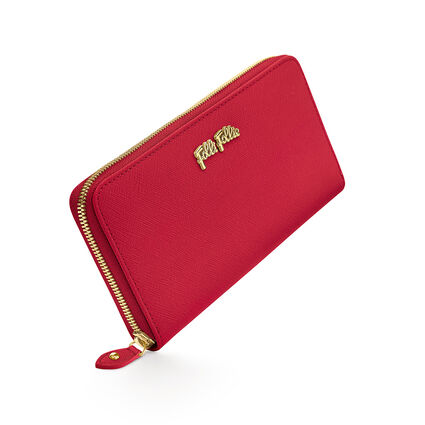 Folli Follie Big Wallet, Red, hires