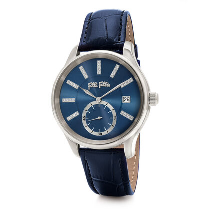 watch proddetail analog watches fastrack blue leather