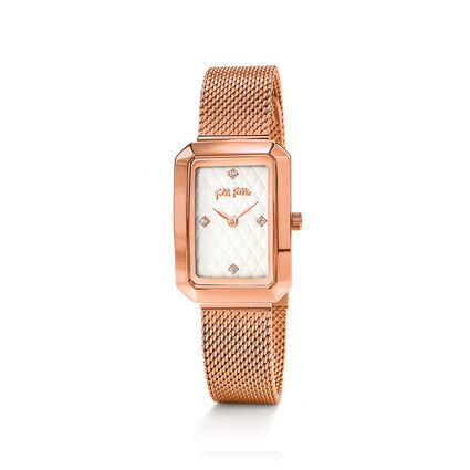 Style Code Watch, Bracelet Rose Gold, hires