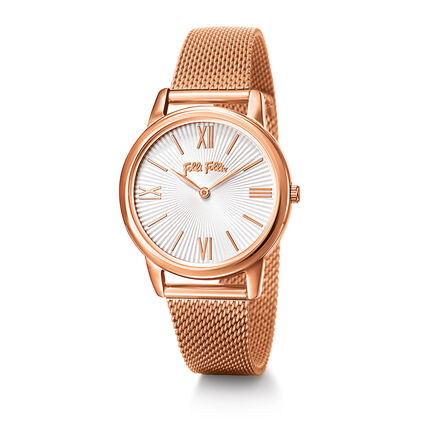 Match Point Watch, Rose Gold, hires