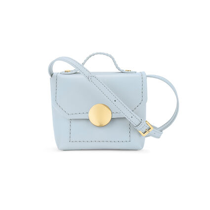 Sugar Sweet Mini Shoulder Bag, Blue, hires