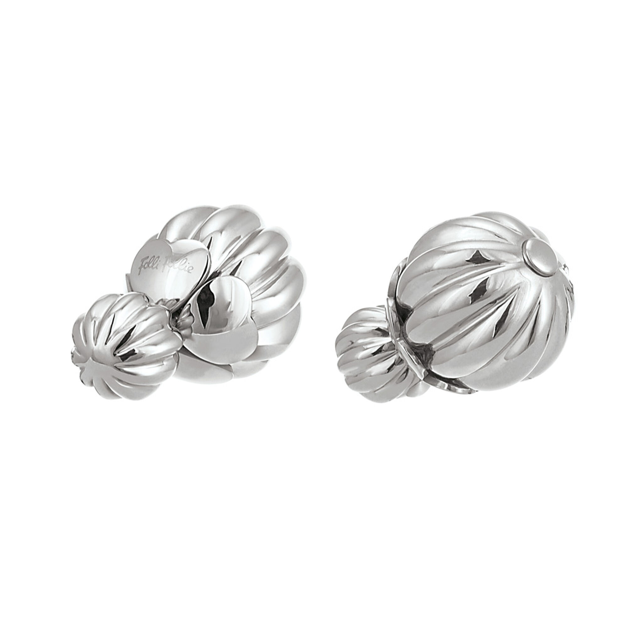 stud rionore interwoven earrings products silver minimal designyard