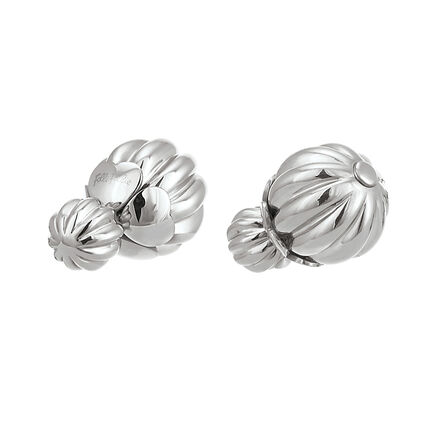 Style Fairy Silver Plated Stud Earrings, , hires