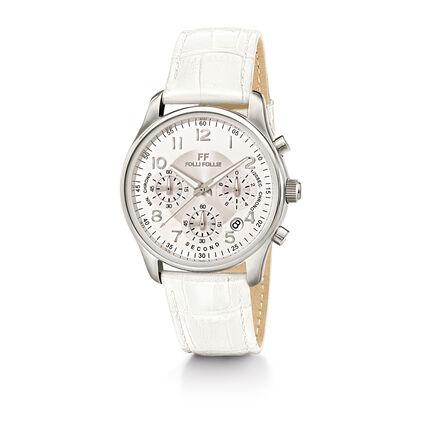 Timeless系列腕錶, White, hires