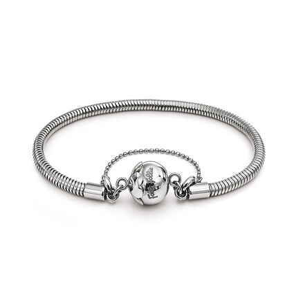 Playful Emotions Silver Plated Bracelet, , hires