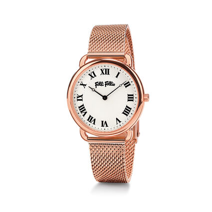 Perfect Match Bracelet Watch, Bracelet Rose Gold, hires