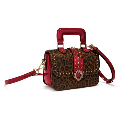Rock Safari Mini Handbag, Brown, hires