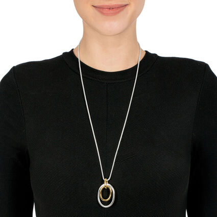 Metal Chic Collar, , hires