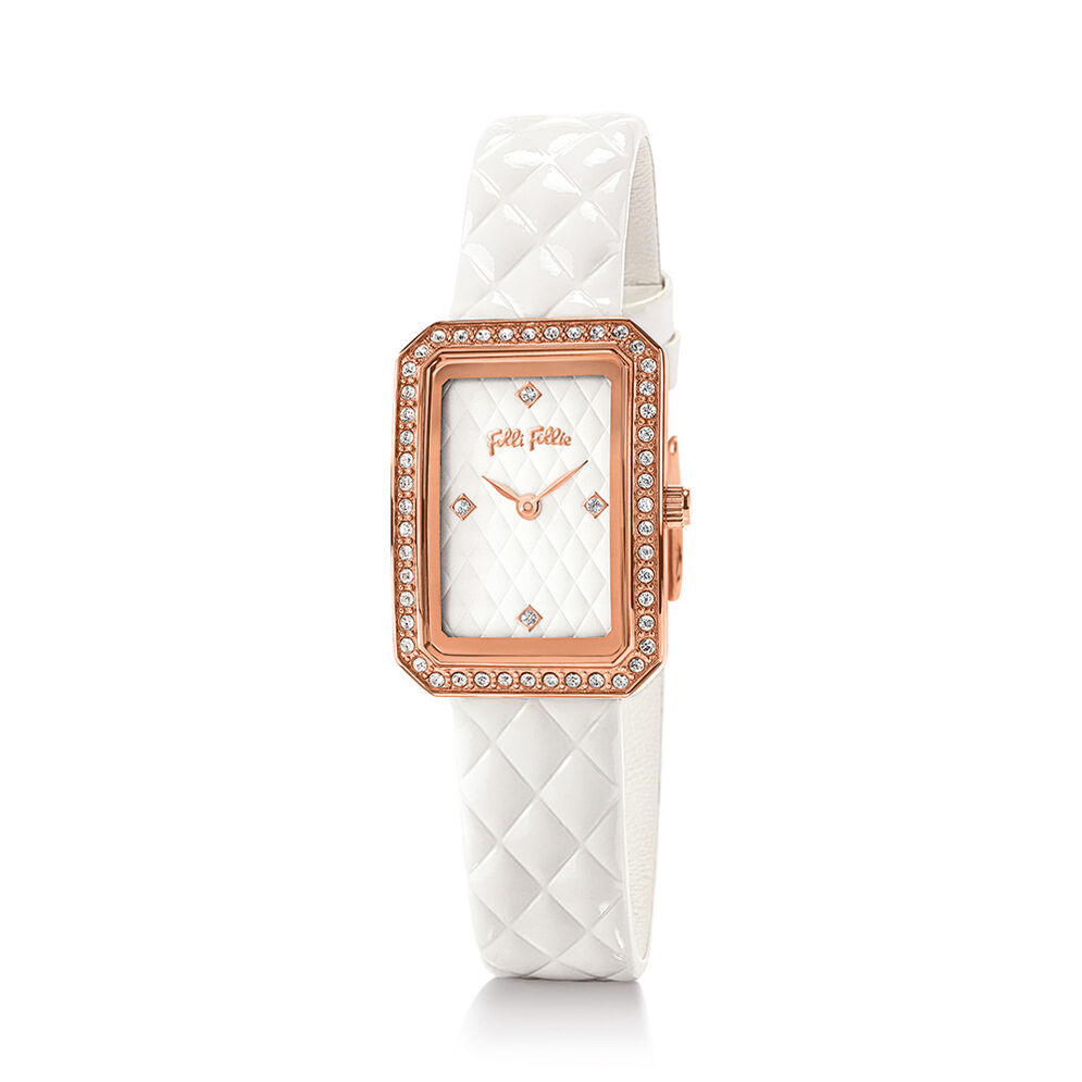 Style Code Watch, White, hires