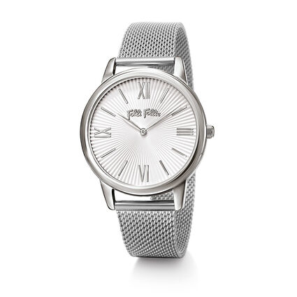 Match Point Watch, Bracelet Silver, hires
