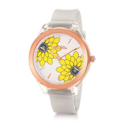 Fleur Riviera Reloj, Gray, hires