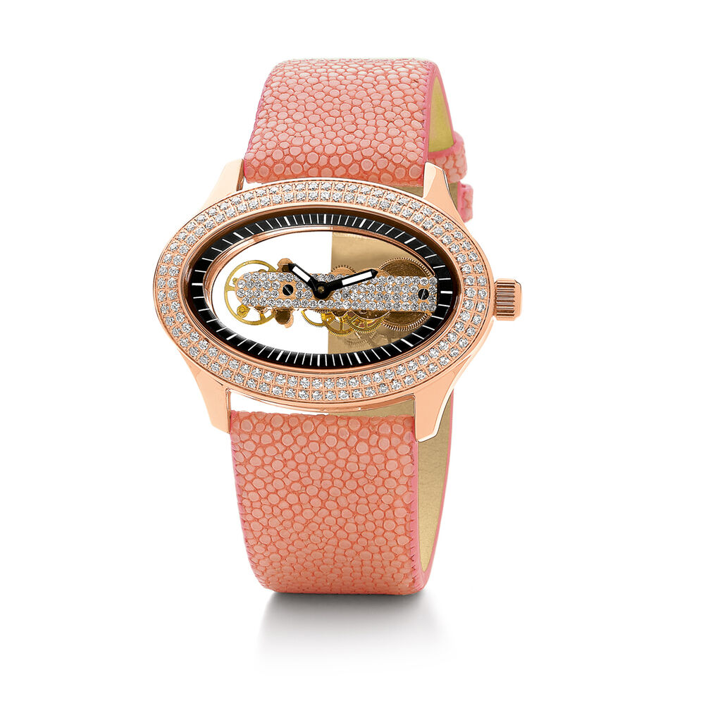 Purity Watch, Pink, hires