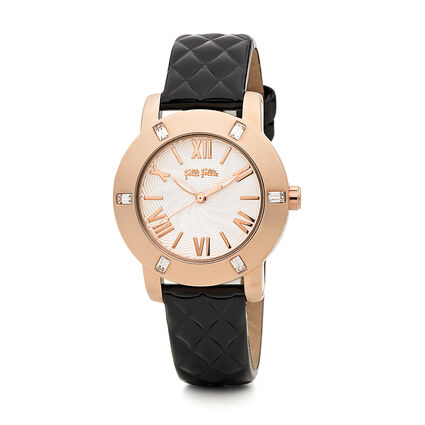Donatella Watch, Black, hires