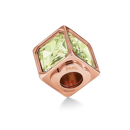 Playful Emotions Rose Gold Plated Hope Pendant, , hires